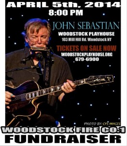 john sebastian in Woodstock New York